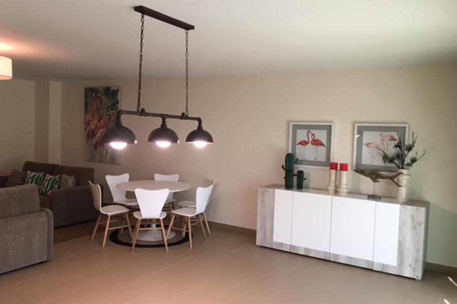 Decoração, design de interiores, Moradia Sol Tróia