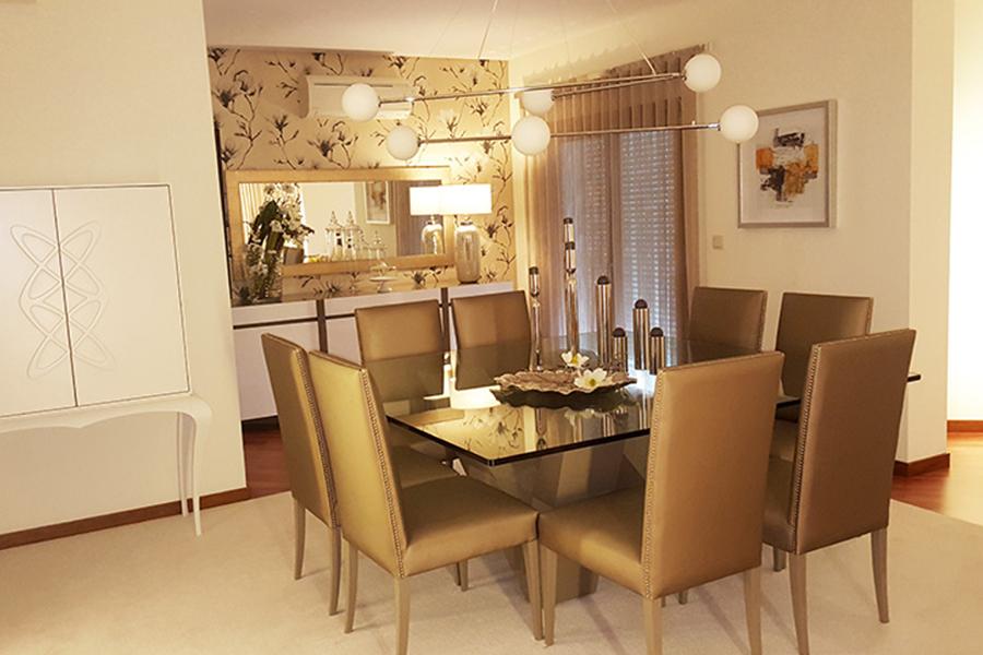 Decoração, Design de Interiores, Apartamentos Alhandra