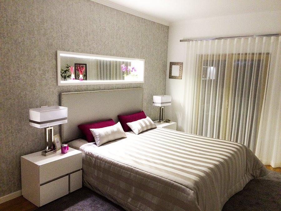 decoração, quarto, lisboa, design de interiores
