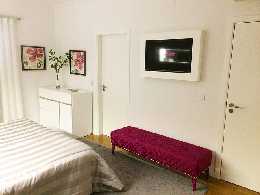decoração, quarto, lisboa