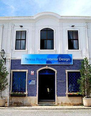 Instalações Teresa porém, decoração, design de interiores, projectos