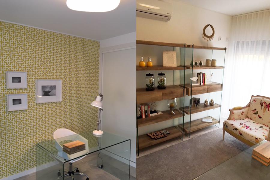 Charneca da Caparica, decoração, design de interiores, escritório