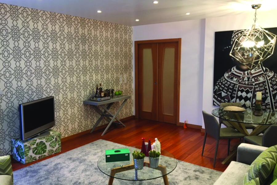 Urbanização Malvarosa- Projecto, Decoração e design de interiores - Alverca