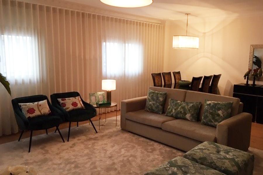 decoração, design de interiores, sala, Lisboa, 2019