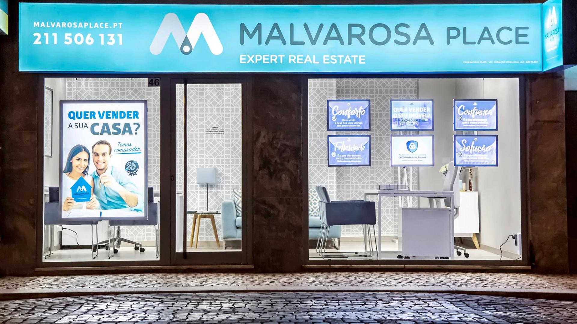 loja design de interiores Malvarosa place
