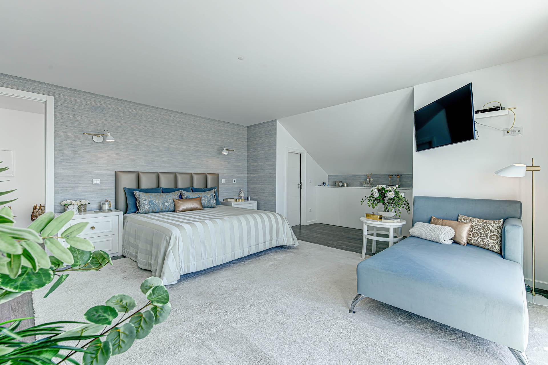 Decoração de apartamento Malvarosa em lisboa